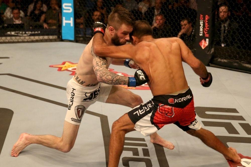 UFC Fight Night 47: Επανάληψη για Yahya και Bedford