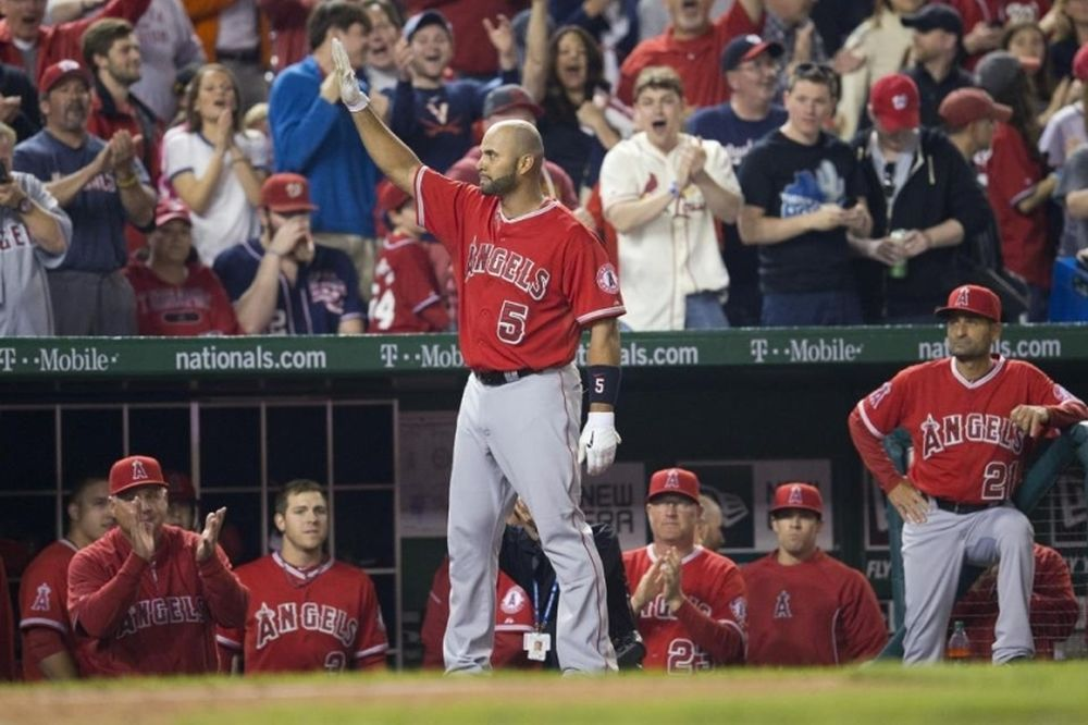 MLB: «500άρης» ο Pujols (videos)