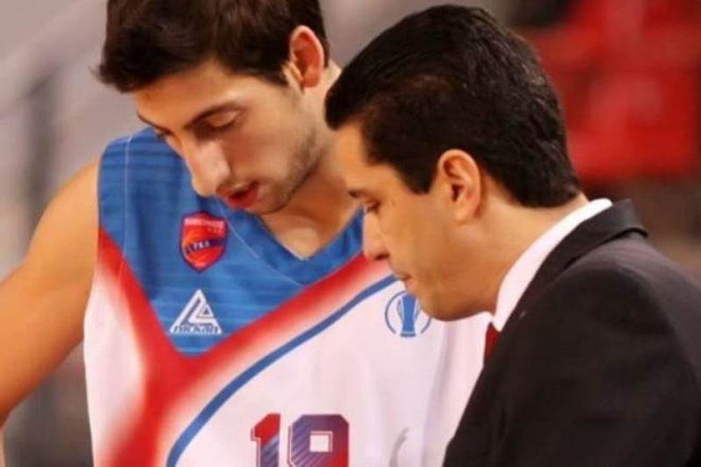 Σφαιρόπουλος: «Πολύ συγκεντρωμένοι με Απόλλωνα Πατρών»