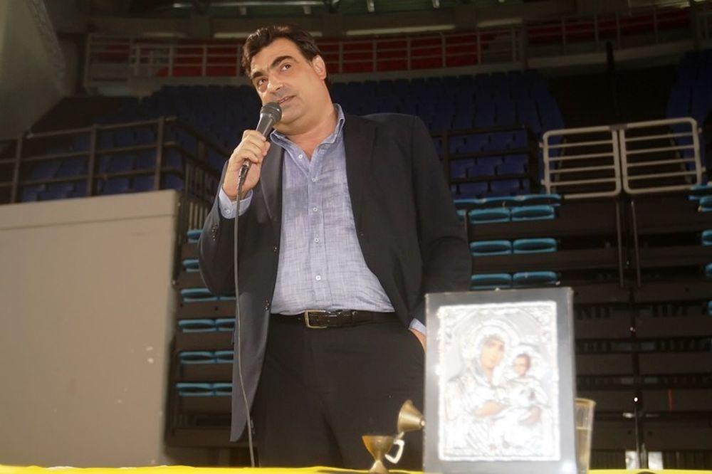 Λαζόπουλος: «Συγχαρητήρια στον Δούκα»