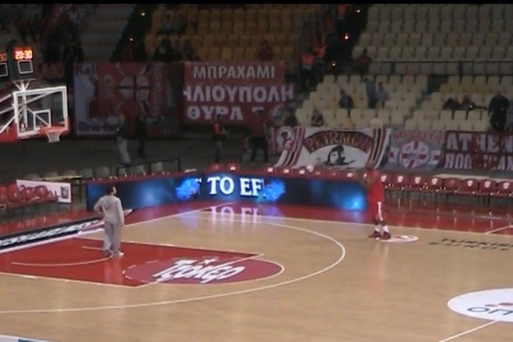 Onsports TV: Πρώτος ο Κόλινς στο ΣΕΦ (video)