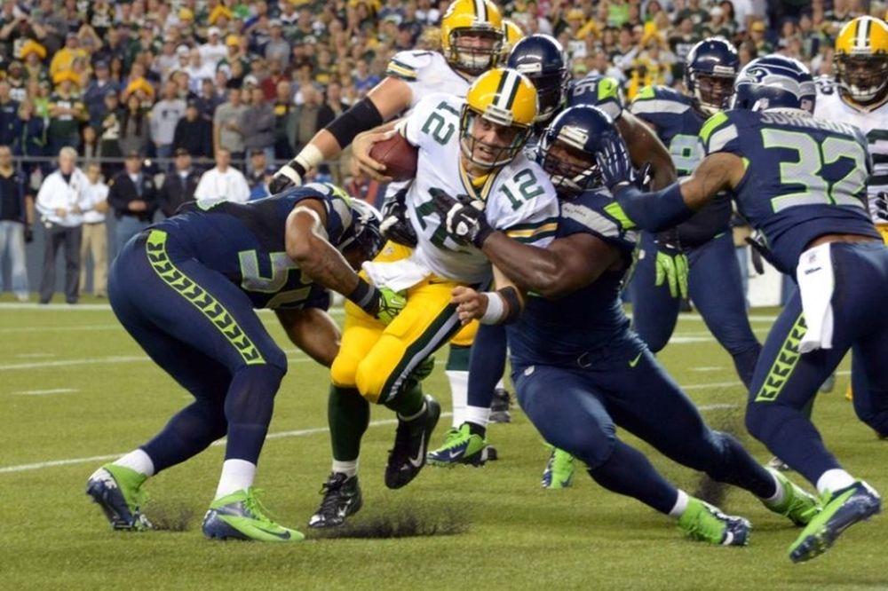 NFL: Ξεκίνημα με Πάκερς vs Σίχοκς