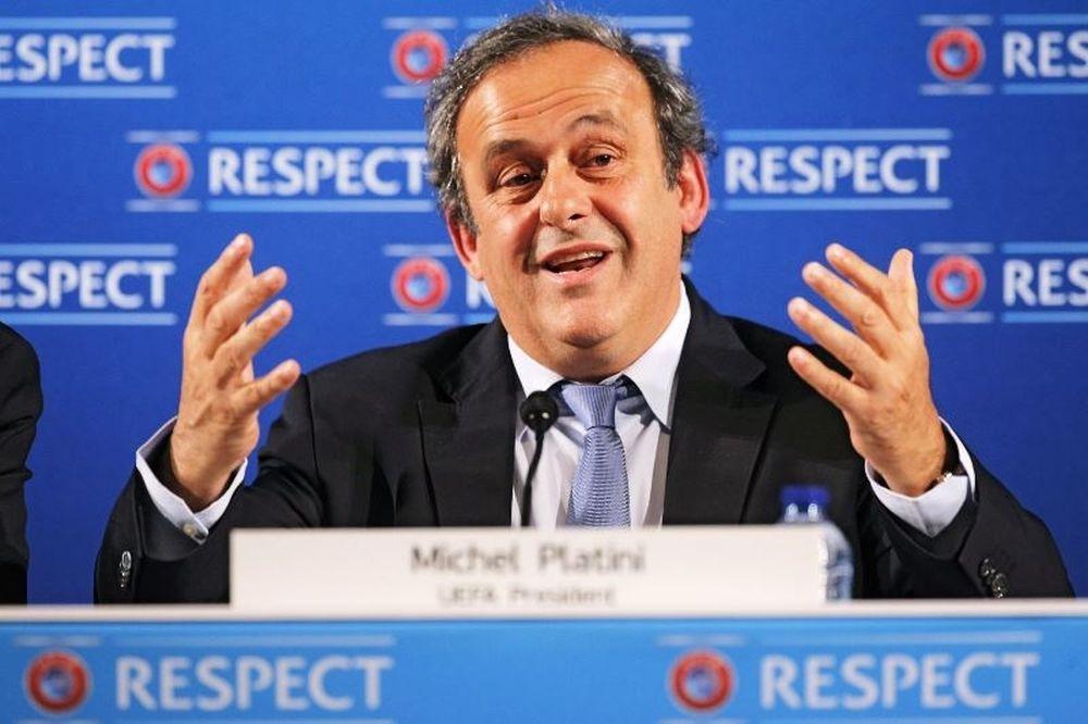 Πλατινί: «Κανένας αποκλεισμός για το Financial Fair Play»