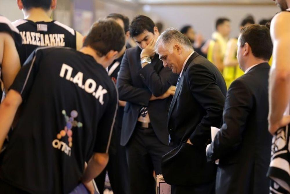 Μαρκόπουλος: «Ούτε με Παναθηναϊκό, Ολυμπιακό έτσι»