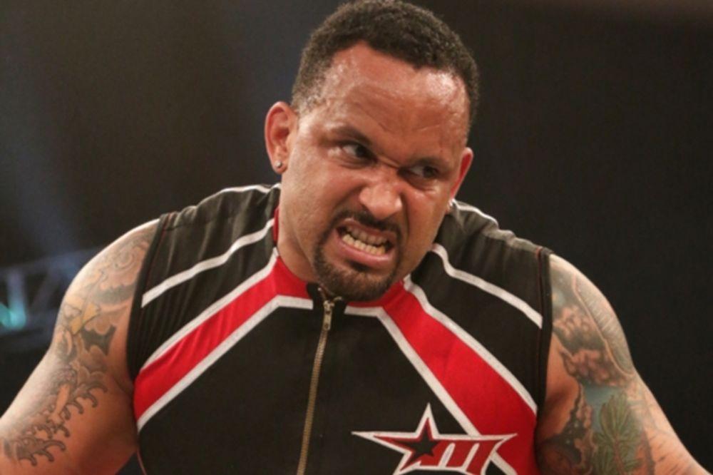 TNA Impact Wrestling: Επιβλητικός ο MVP (photos+videos)