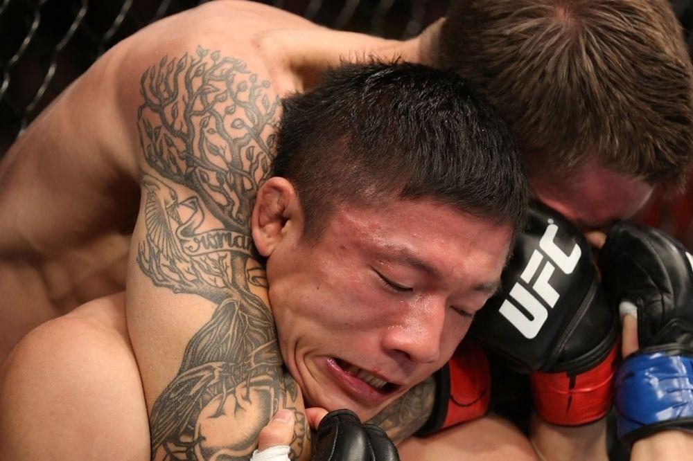 UFC: «Κόπηκαν» τρεις TUFers