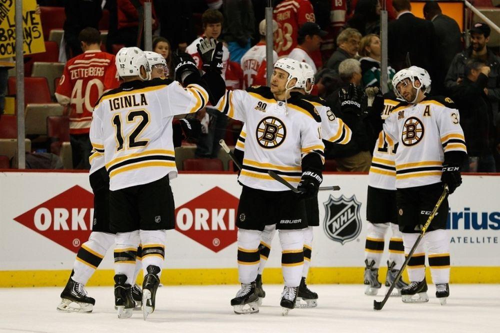 NHL:  «Χρυσός» Iginla για Μπρούινς (videos)