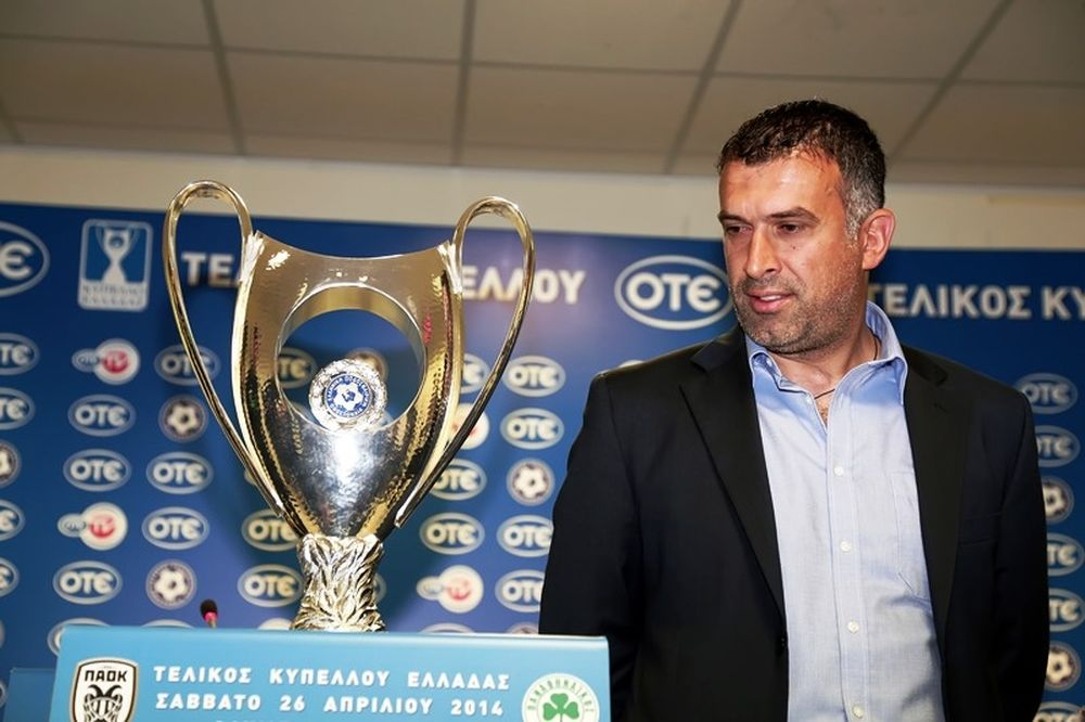 Αναστασίου: «Θέληση για το Κύπελλο»