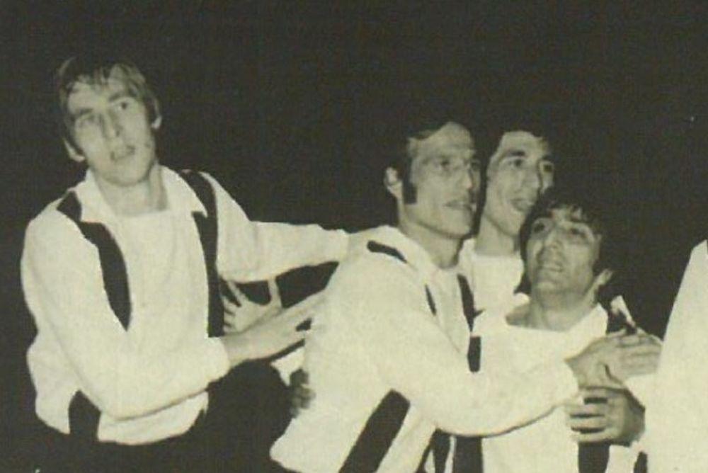 ΠΑΟΚ: Ο Αποστολίδης για το Κύπελλο του 1974 (video)
