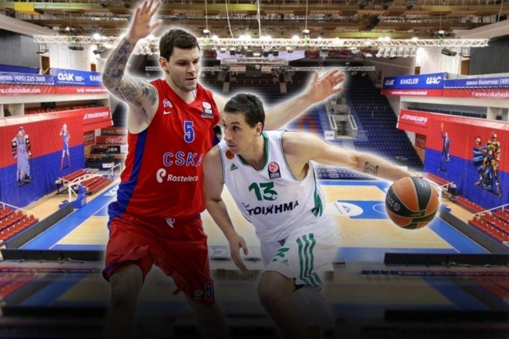 Παναθηναϊκός: Euroleague τέλος, τώρα φουλ για το πρωτάθλημα (photos)