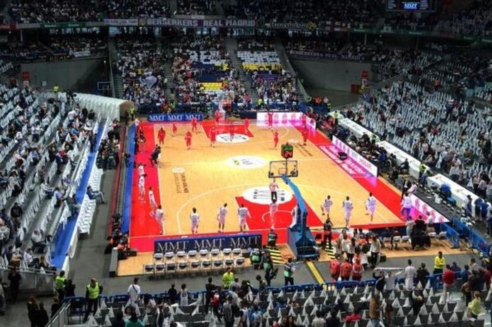 Ολυμπιακός: «Ζεσταίνεται» στη Μαδρίτη (photos)