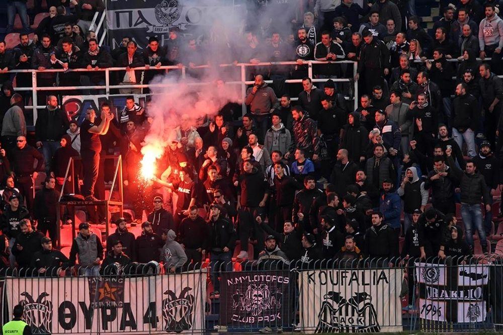 ΠΑΟΚ: Ξεκινούν οι οπαδοί από Θεσσαλονίκη