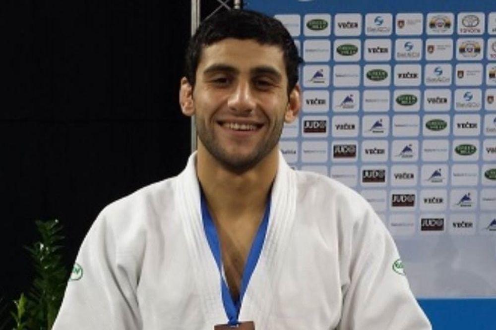 Ευρωπαϊκό Πρωτάθλημα Τζούντο: Πέμπτος ο Μουστόπουλος