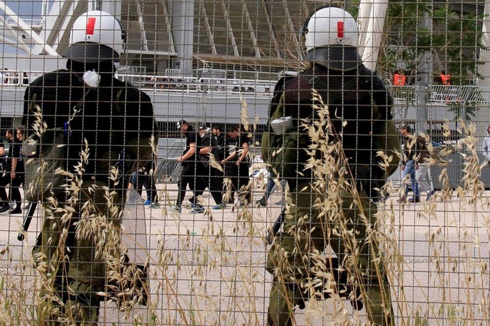 ΠΑΟΚ-Παναθηναϊκός: Ένταση με οπαδούς των «πράσινων»