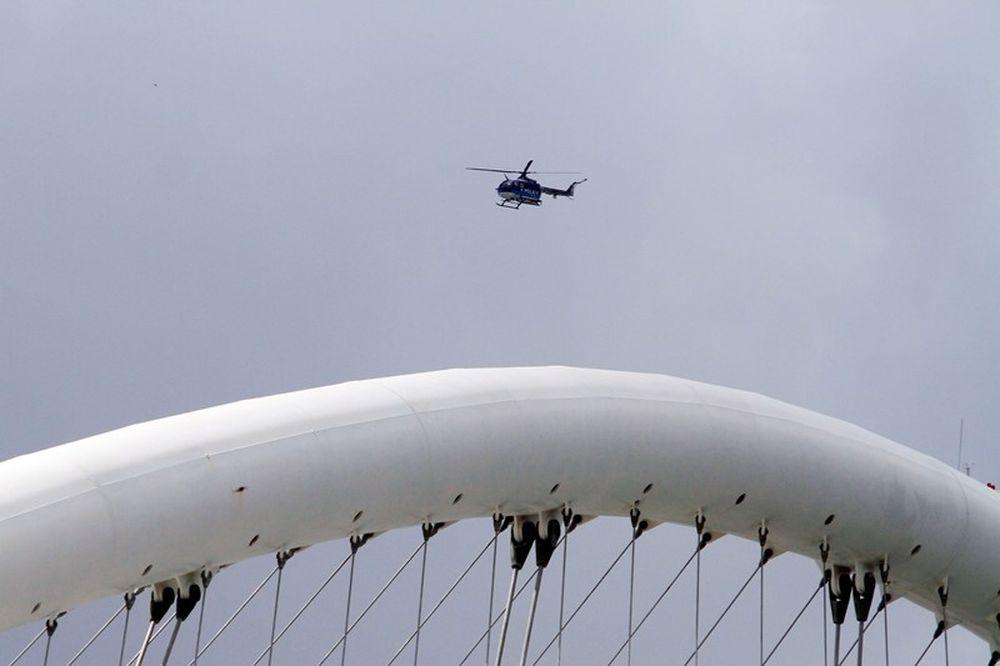 ΠΑΟΚ-Παναθηναϊκός: Το… ελικόπτερο του τελικού (photos)