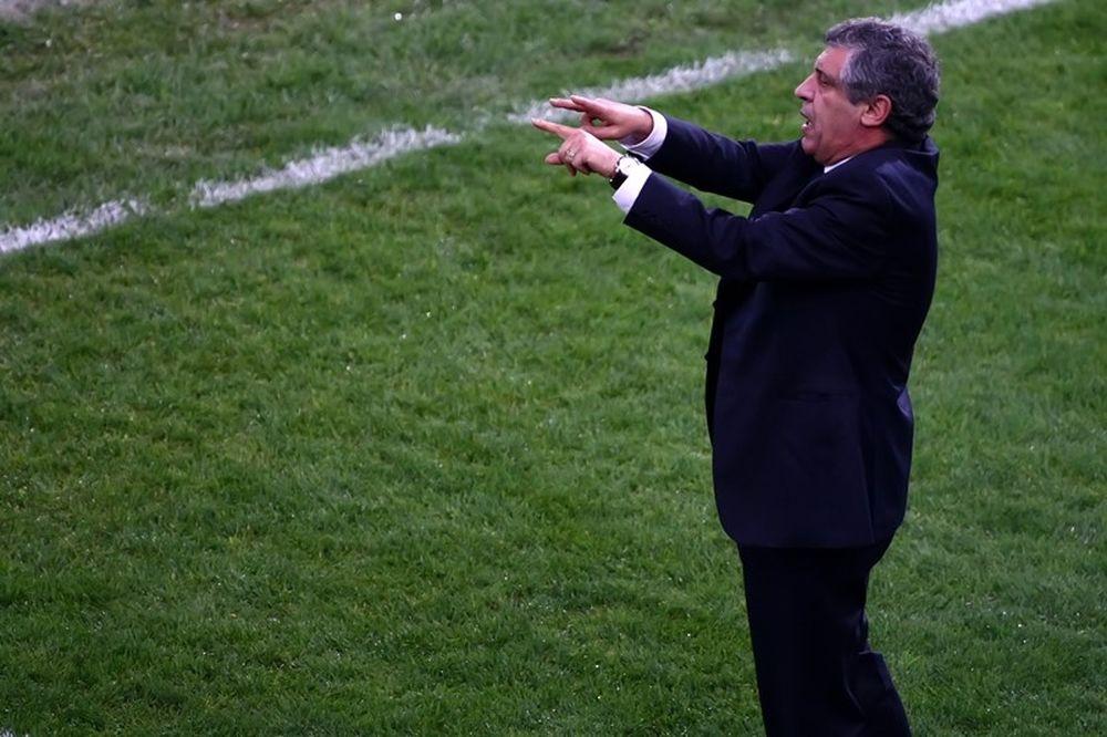Σάντος: «Να δούμε ένα όμορφο ματς»