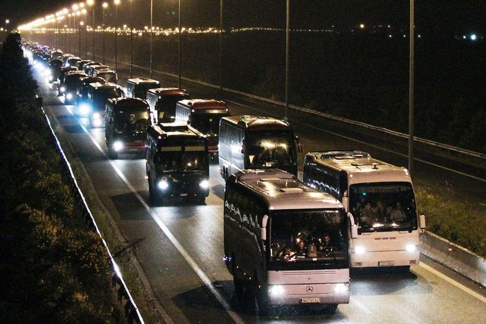 ΠΑΟΚ: Επιστροφή στη Θεσσαλονίκη χωρίς απρόοπτα