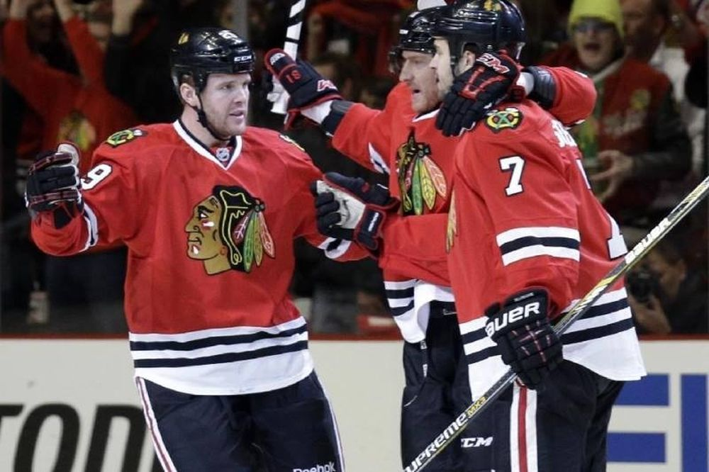 NHL: Στα προημιτελικά οι Μπλάκχοκς (videos)