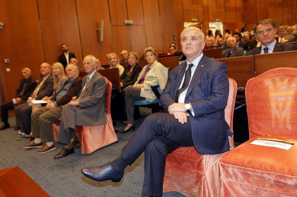 Μελισσανίδης: «Η ΑΕΚ μας κάνει υπερήφανους»