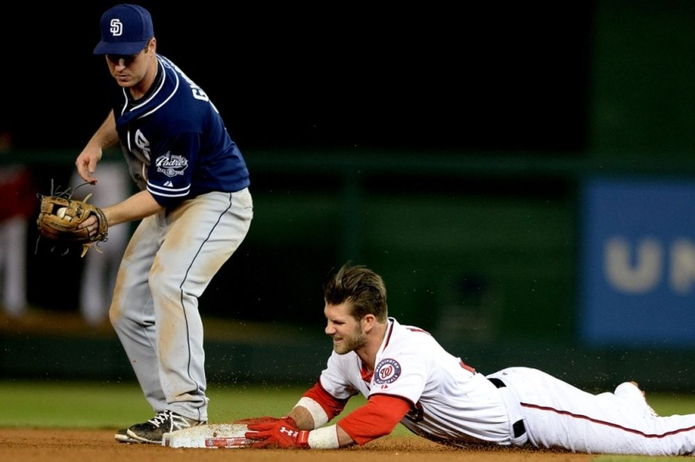 MLB: Δύο μήνες έξω ο Harper