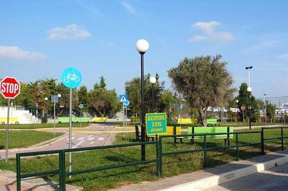 Χαλάνδρι: «Φώτης Μπάβας» το Πάρκο Οδικής Κυκλοφορίας
