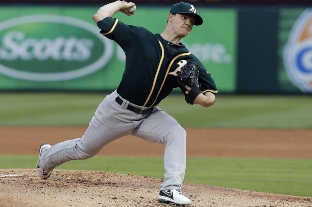 MLB: Complete shutout για Gray στο Τέξας (videos)