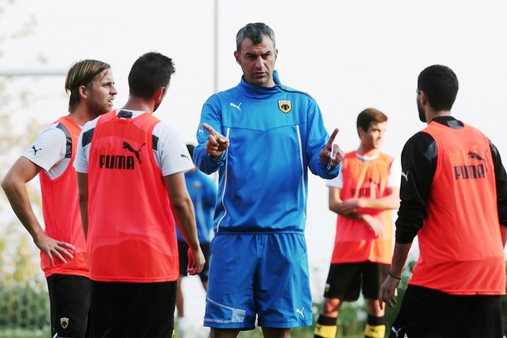 AEK: Χωρίς άγχος και πίεση