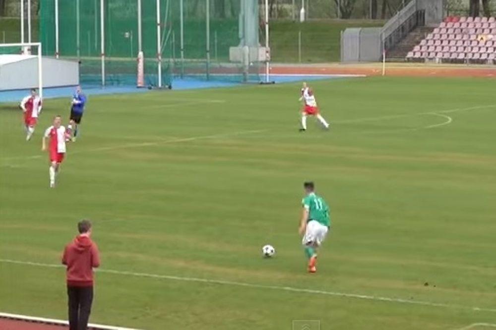 Πολωνία: Απίστευτο γκολ σαν του Έκι Γκονζάλεζ με Παναθηναϊκό (videos)