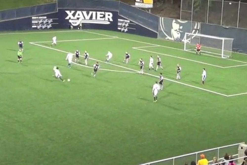 ΗΠΑ: Γκολ... πανεπιστημιακού επιπέδου! (video)