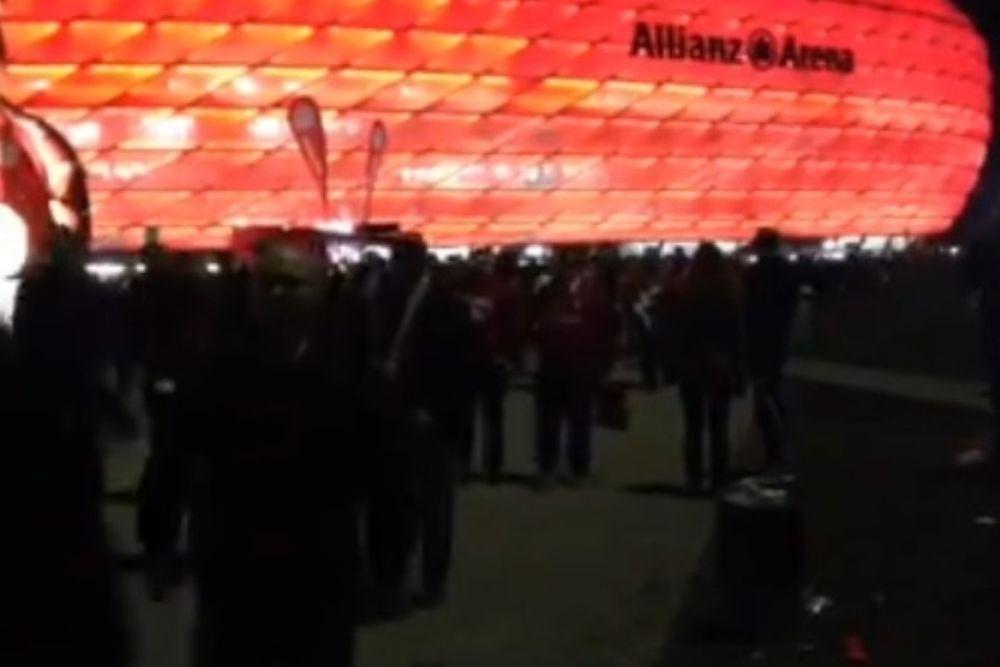 Μπάγερν Μονάχου: Το... έβαλαν στα πόδια (video)