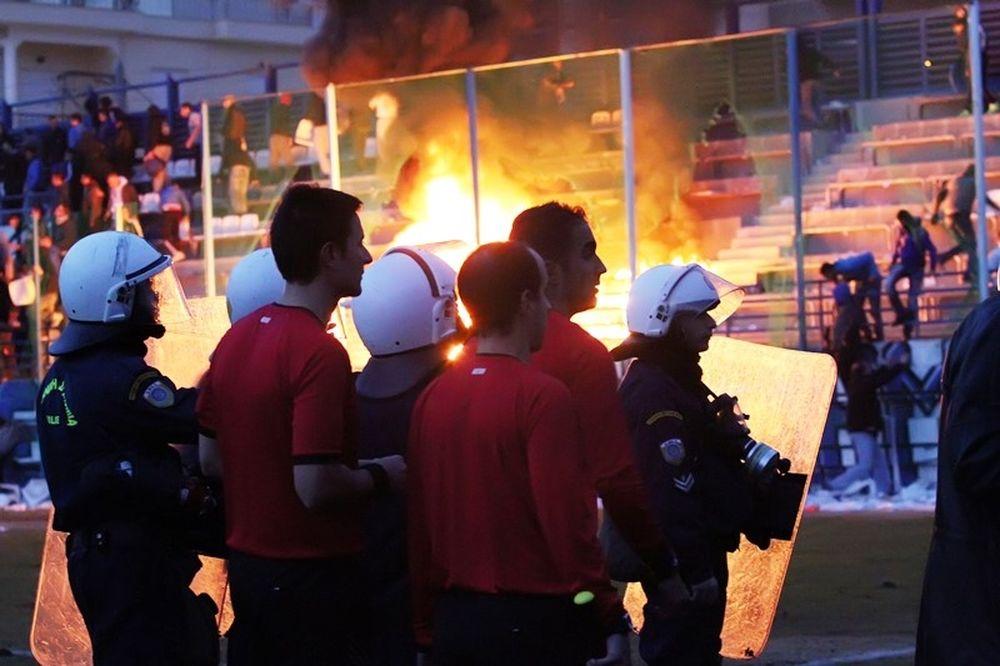 Αιγάλεω: Φρένο αστυνομίας για κόσμο στο ΟΑΚΑ