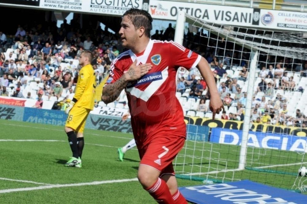 Ιταλία: Ο πιο χοντρός παίκτης στον πλανήτη! (video)