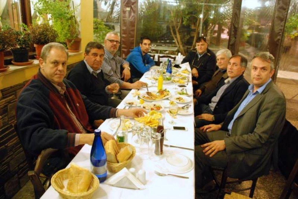 ΠΑΟΚ: Συνάντηση παλαιμάχων (photos)
