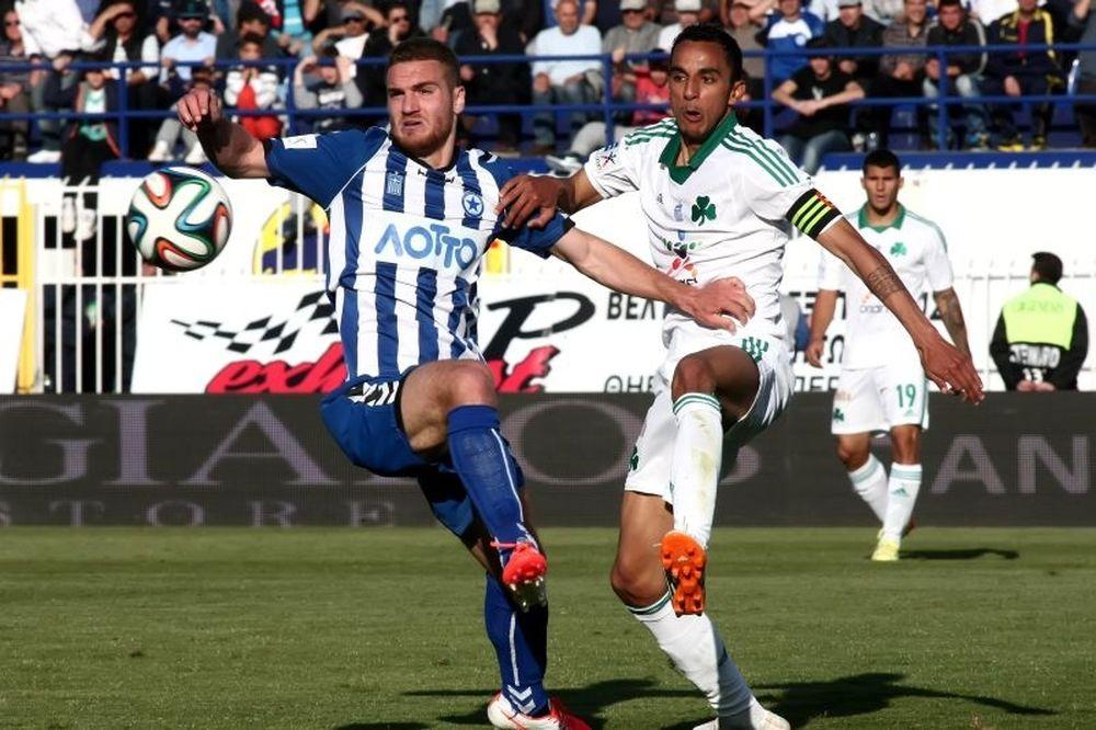 Ατρόμητος – Παναθηναϊκός 1-1: Τα γκολ του αγώνα (video)