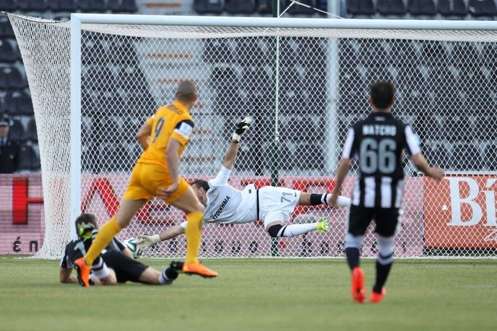 ΠΑΟΚ-Αστέρας Τρίπολης 1-1: Τα γκολ του αγώνα (video)