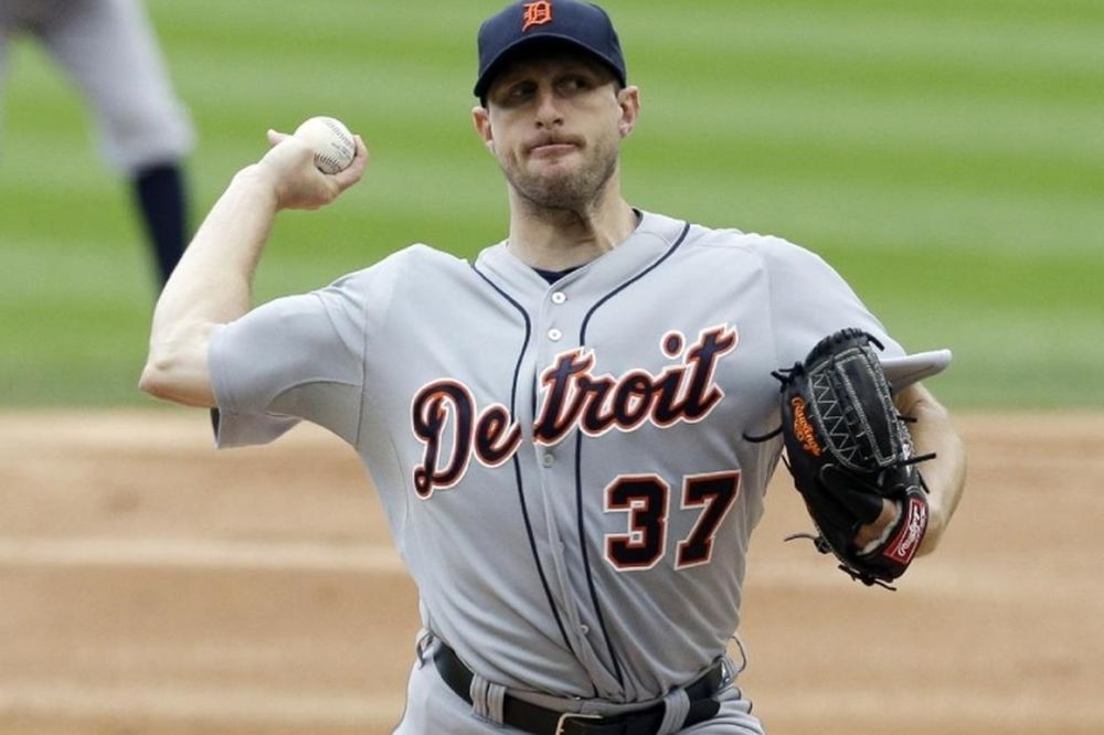 MLB: «Καθάρισε» o Scherzer για Τάιγκερς (videos)