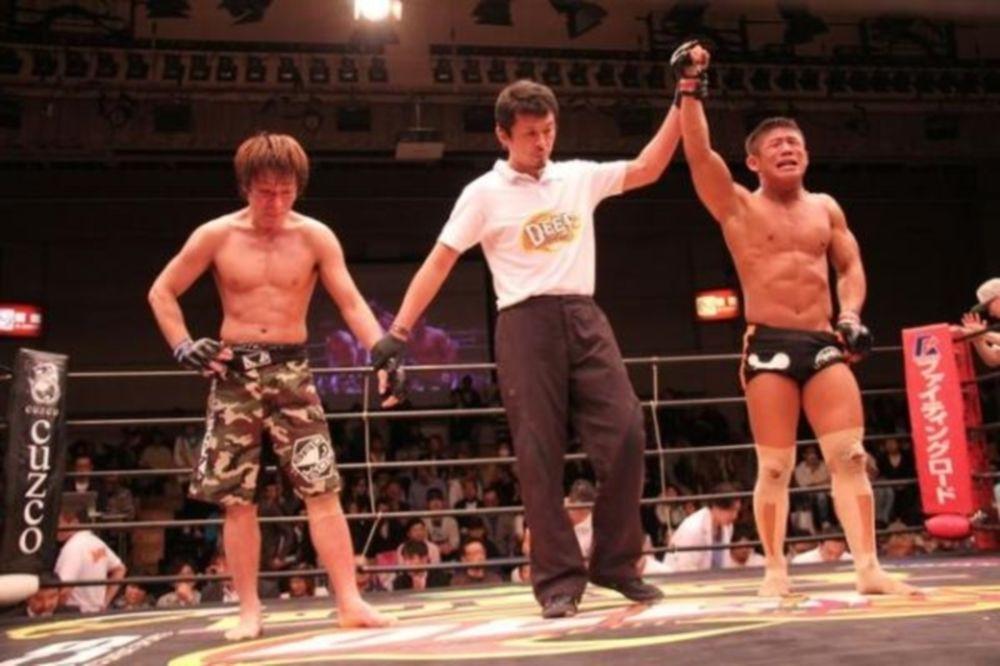 Deep 66 Impact: Παρέμεινε πρωταθλητής ο Kitaoka