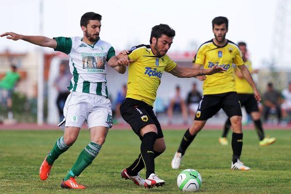 Γ' Εθνική 6ος όμιλος: Νίκη της ΑΕΚ στην Κρήτη