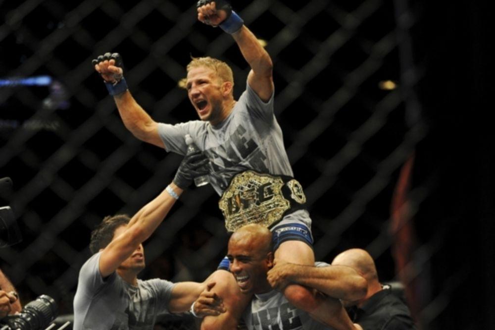 UFC 173: Τίτλος για Dillashaw και «Jones vs Gustafsson 2»! (photos)