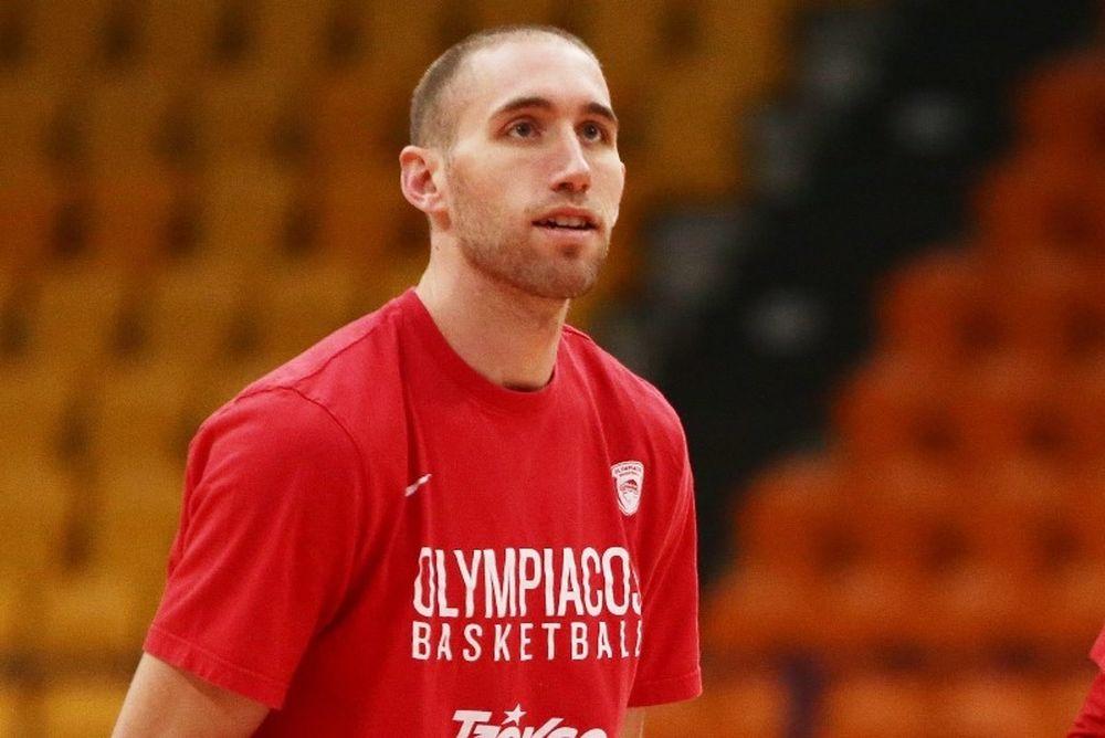 Ολυμπιακός: Προπονήθηκε ο Λοτζέσκι
