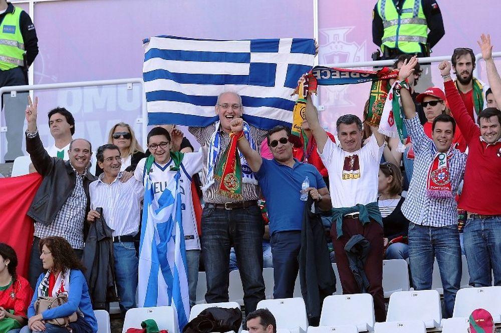 Πορτογαλία – Ελλάδα: Στην Πορτογαλία... ήρθα (photos)