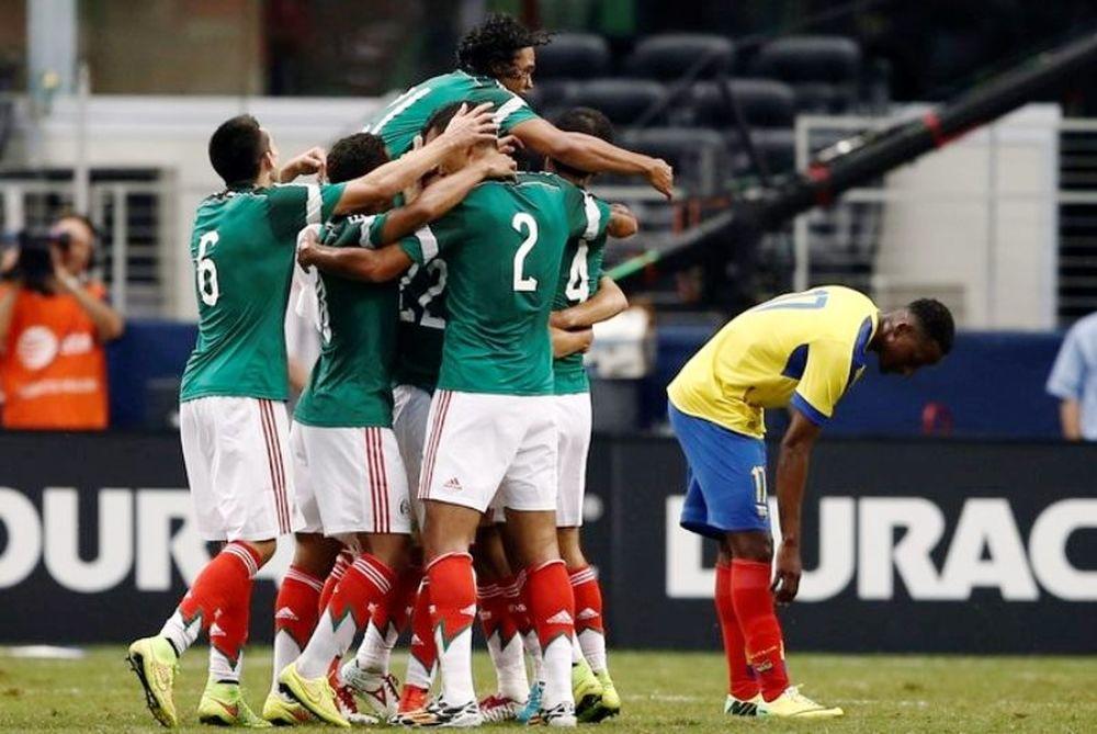 Μουντιάλ 2014: Πύρρειος νίκη για Μεξικό