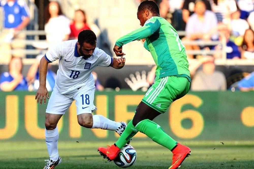 Ελλάδα – Νιγηρία 0-0: Ο «Φέτφα» και οι άλλοι (photos)