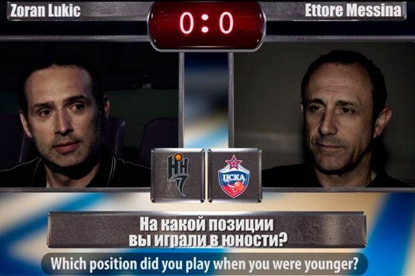 ΤΣΣΚΑ: Ο Μεσίνα πιστεύει ότι οι παίκτες του τον λένε... ηλίθιο! (video)