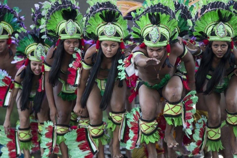 Παγκόσμιο Κύπελλο Ποδοσφαίρου 2014: Η ομορφιά του Αμαζονίου
