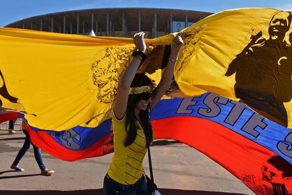 Κολομβία – Ακτή Ελεφαντοστού: Εντυπωσιάζουν οι Κολομβιανές (photos)