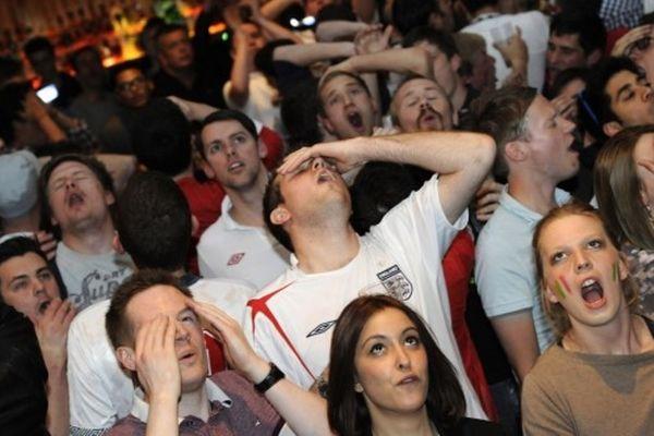 Μουντιάλ 2014: Οι γυναίκες δεν ήθελαν να αποκλειστεί η Αγγλία (video)