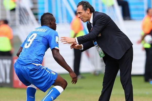 Παγκόσμιο Κύπελλο 2014: Επεισόδιο με Μπαλοτέλι στα αποδυτήρια της Ιταλίας