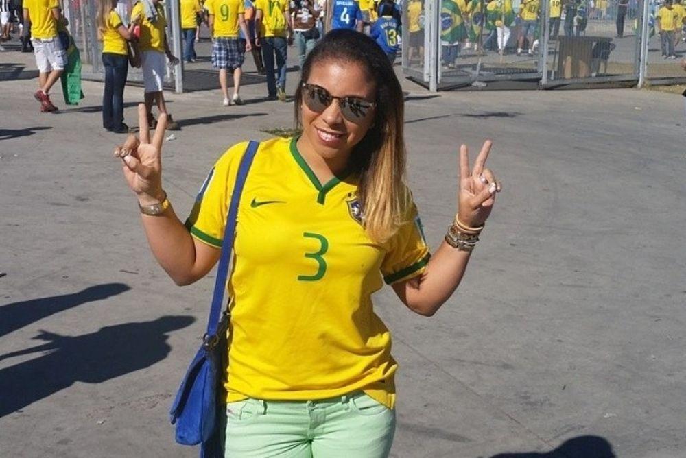 Παγκόσμιο Κύπελλο Ποδοσφαίρου - Φάση των 16: Τρόμαξαν οι Βραζιλιάνες (photos)