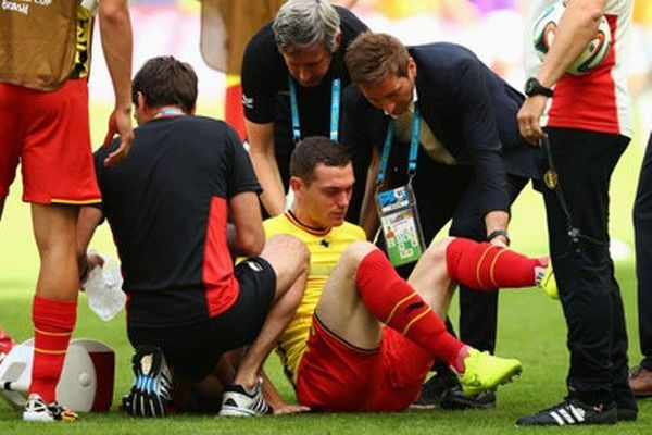 Παγκόσμιο Κύπελλο Ποδοσφαίρου-Φάση των 16: Προβλήματα για Βέλγιο